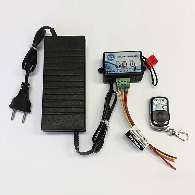 Central de Comando Light Tech 60W com modo audio