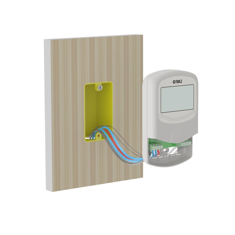 Controlador De Temperatura - Aquecedor Solar - Tholz MMZ