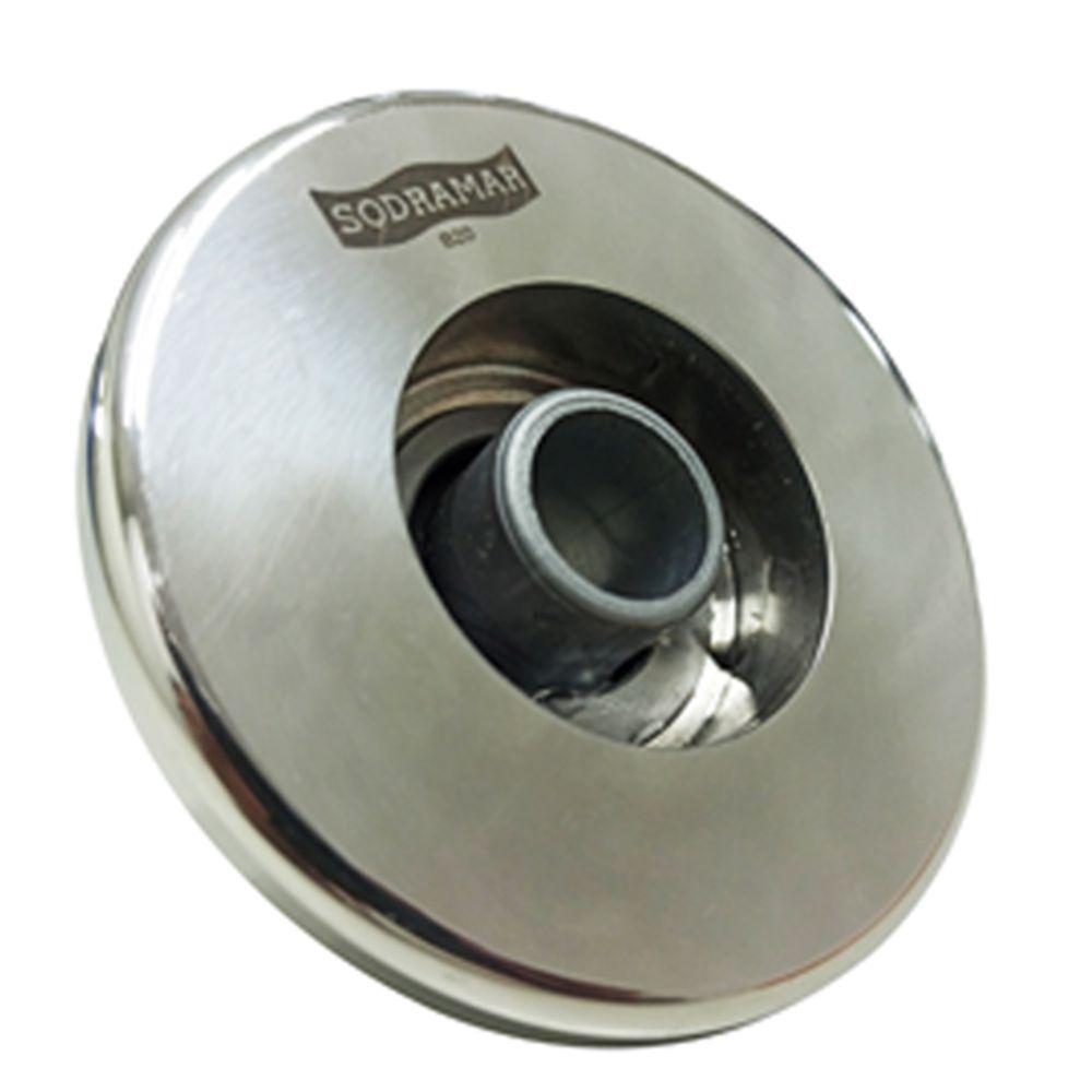 Dispostivo de Retorno Premium Flat Inox 316 - Sodramar
