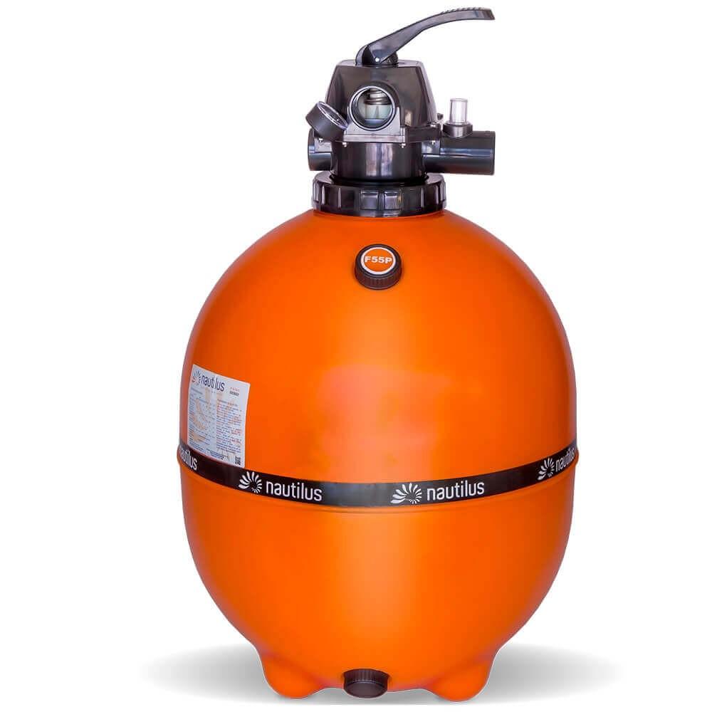 Filtro para piscina Nautilus F550P - Piscinas até 76.000 L