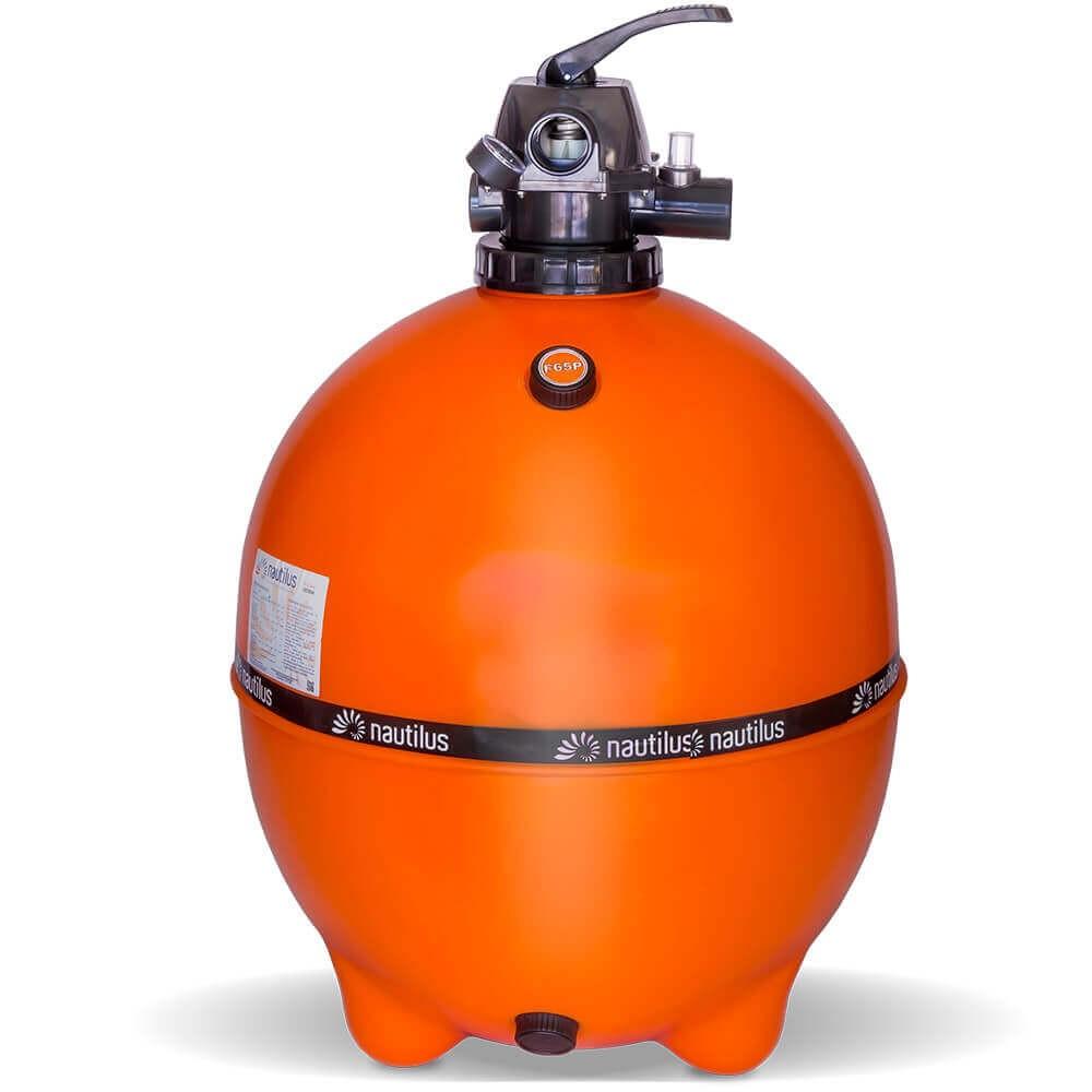 Filtro para piscina Nautilus F650P - Piscinas até 100.000 L