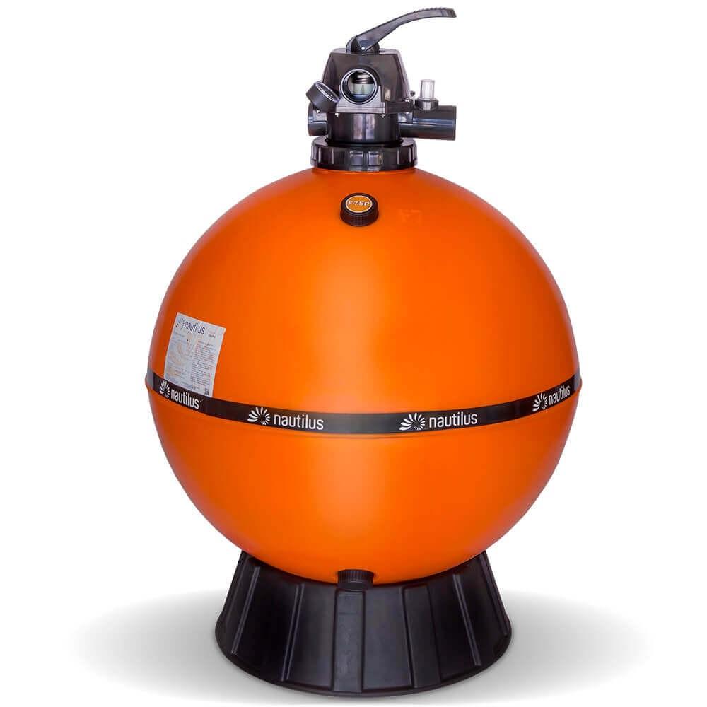 Filtro para piscina Nautilus F750P - Piscinas até 136.000 L