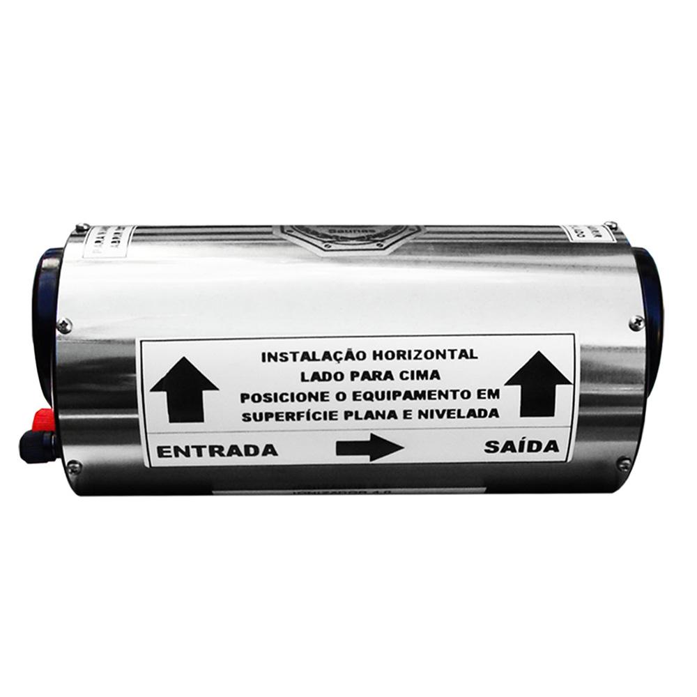 Ionizador Piscina Impercap 4.0 - até 100 mil litros