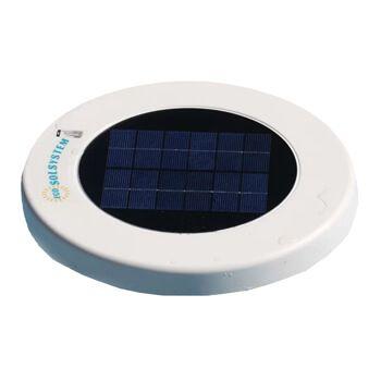 Ionizador solar para piscina até 120.000 L