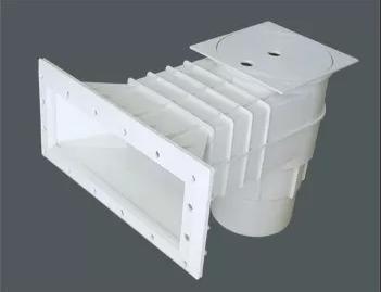 Kit Piscina completa 8x4 (32m²) - 45.000L - Globaltech Brasil
