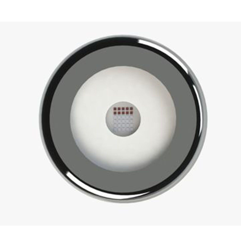 Kit 2 Led Piscina Inox RGB 9W + Central + Controle - Tholz