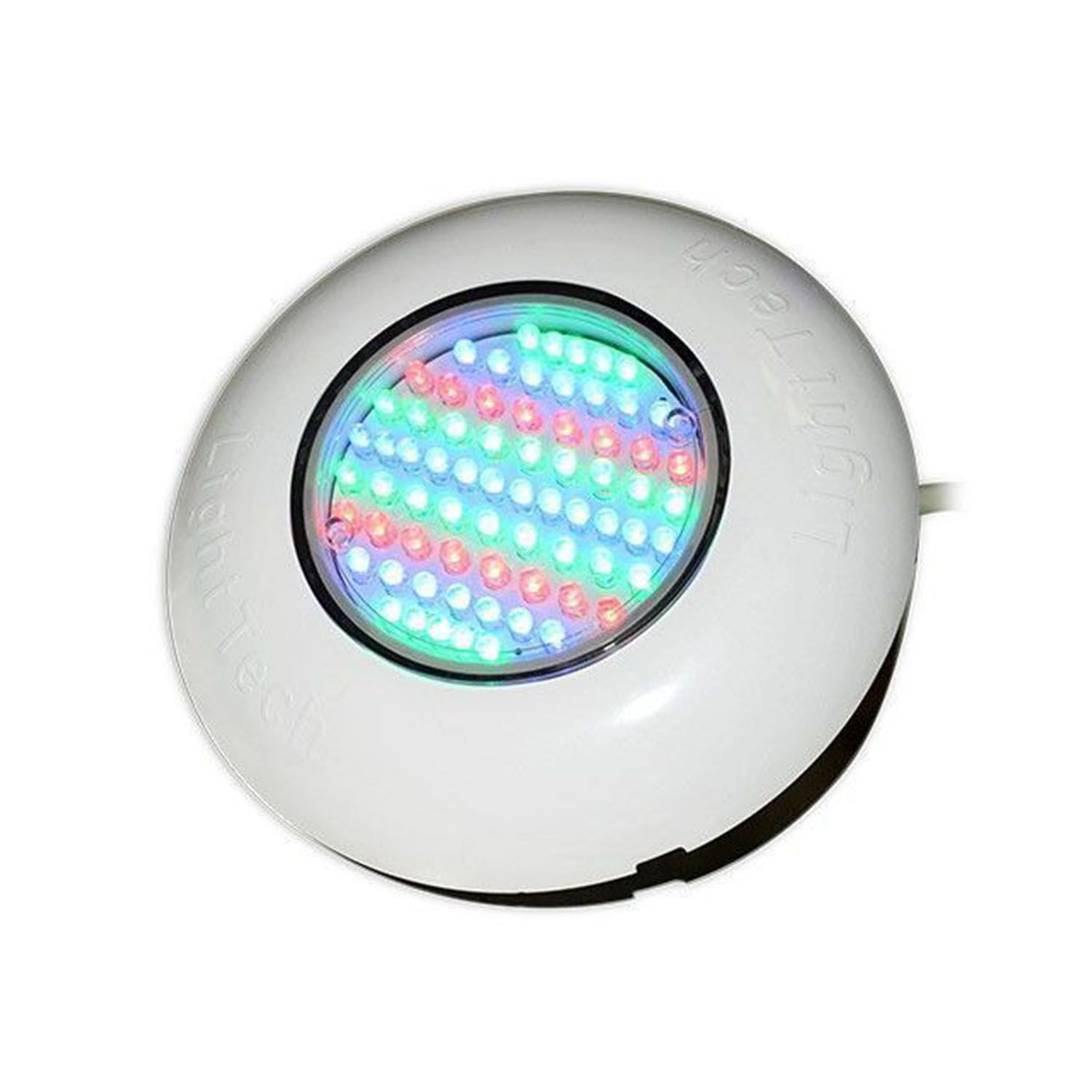 Led Piscina - Kit 7 Easy Led 70 + Central + Controle Touch