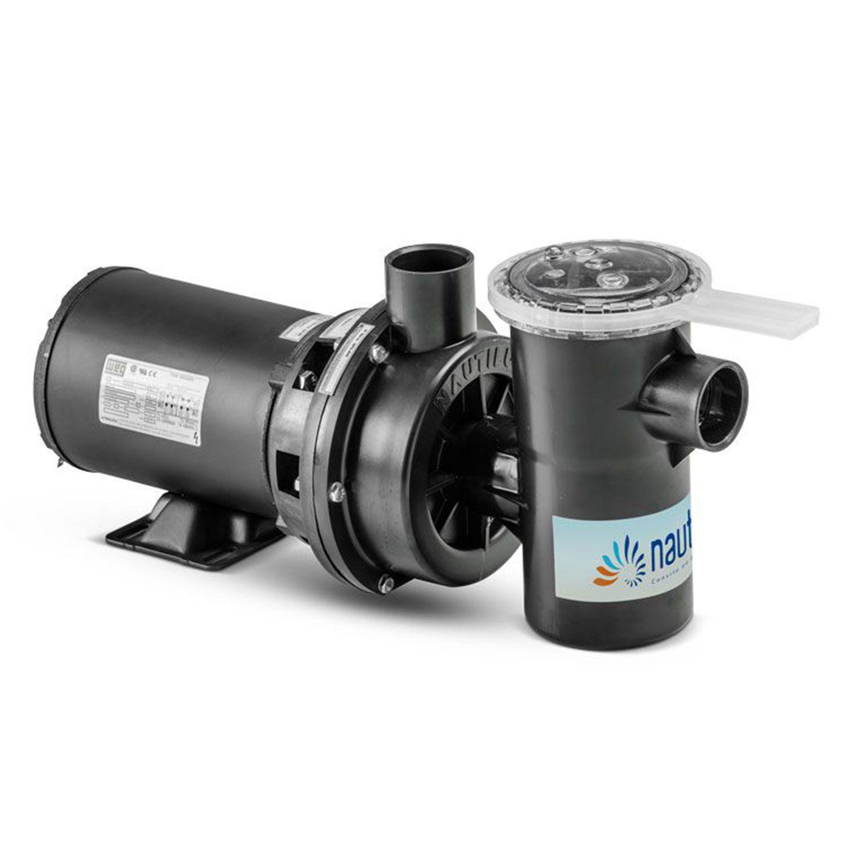 Bomba Piscina Nautilus 1,5CV Com Pré-filtro - até 136.000 L