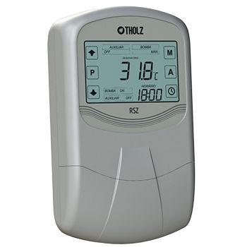 Controlador de temperatura - Aquecimento Solar + Sistema de Filtragem – Tholz RSZ