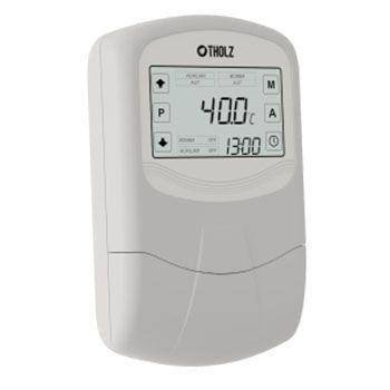 Controlador de temperatura - Aquecimento Solar com Sistema de Apoio – Tholz TSZ