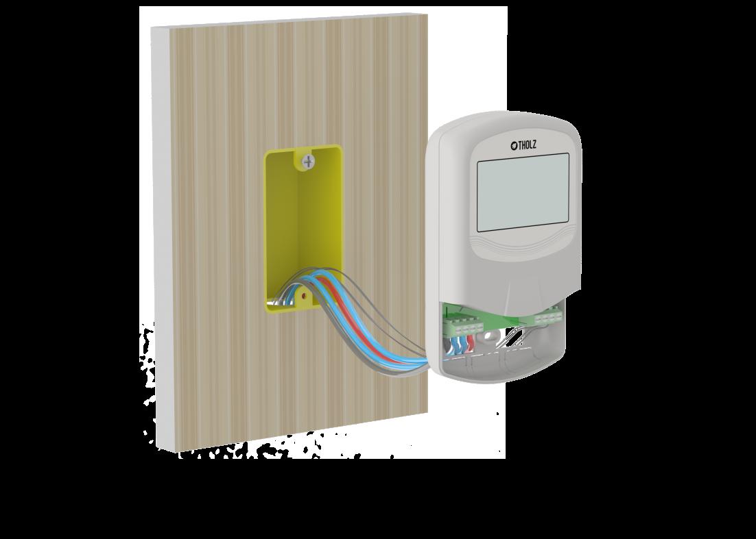 Controlador De Temperatura - Aquecimento Solar - Tholz MMZ