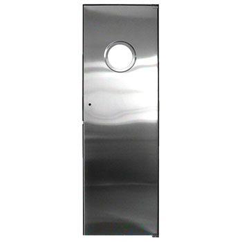 Porta para Sauna Vapor em aço inox Pratic - Impercap
