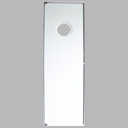 Porta Pratic para sauna em aço inox - Impercap