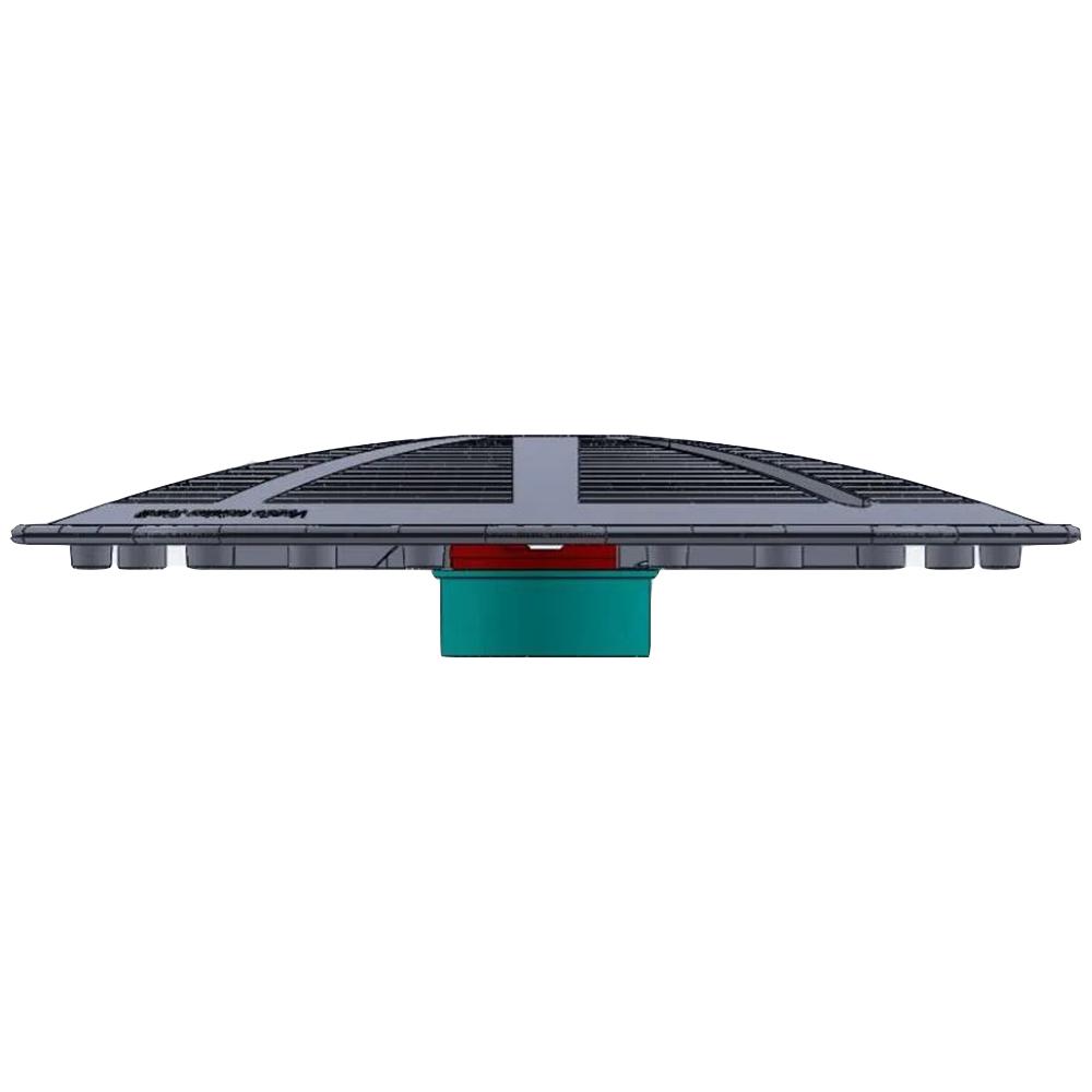 Ralo / Dreno de Fundo Piscina ABS 50mm - Pooltec