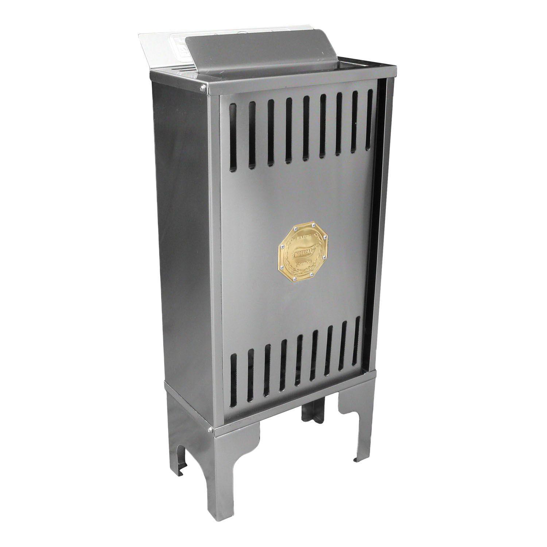 Sauna Seca Elétrica Quadro Comando Digital 6Kw Impercap - até 10,5m³