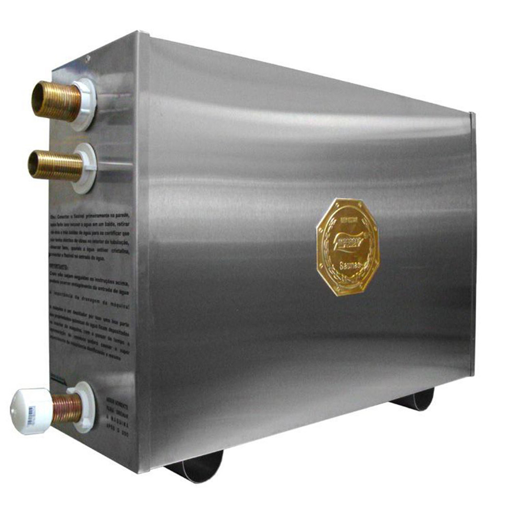 Umidificador sauna semi-úmida Impercap - 2kw e 4kw - até 50m³