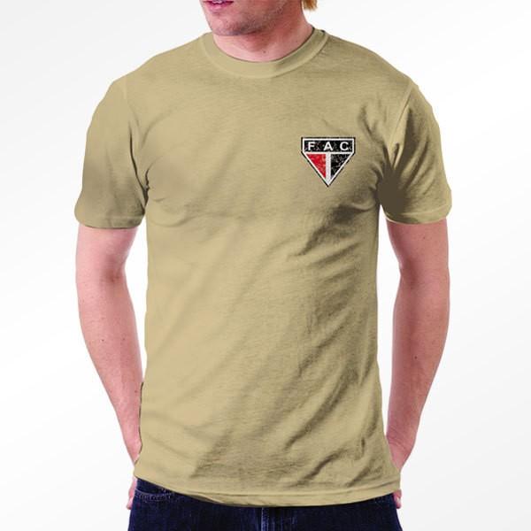 Camisa Passeio Ferroviário AC Símbolo Coral  - Ferroviário Atlético Clube
