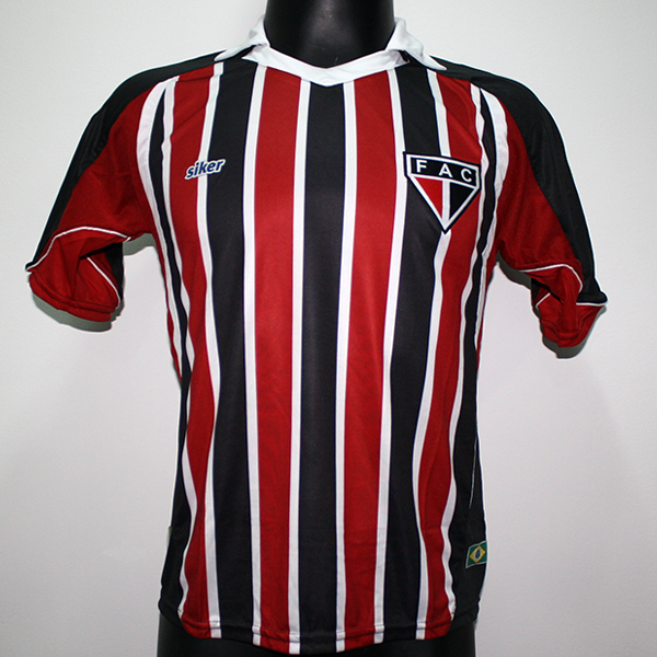 Camisa Siker 02 12/13  - Ferroviário Atlético Clube