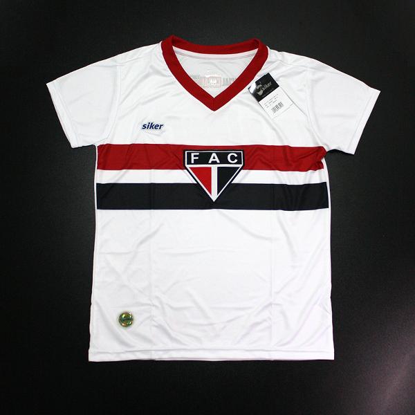Camisa Feminina Siker 01  - Ferroviário Atlético Clube