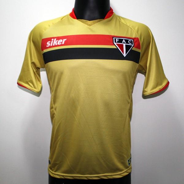 Camisa Siker 03 2015  - Ferroviário Atlético Clube