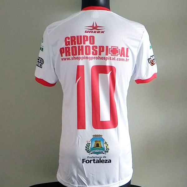 Camisa Uniex Pat 01 2018  - Ferroviário Atlético Clube