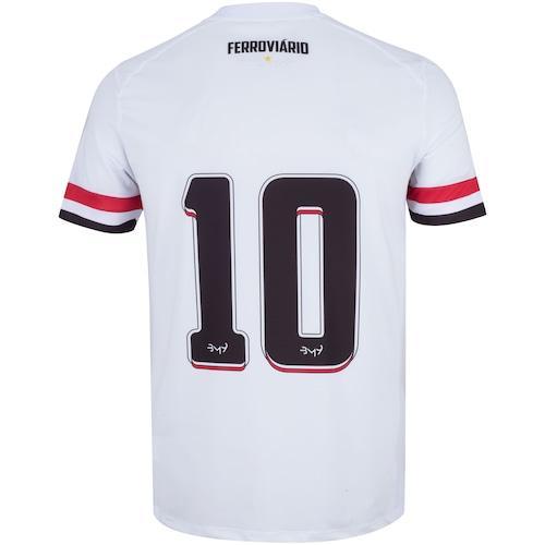Camisa Uniforme 01 com patrocínio MASCULINA (NÚMERO 10) REF. 4811024 (2020)