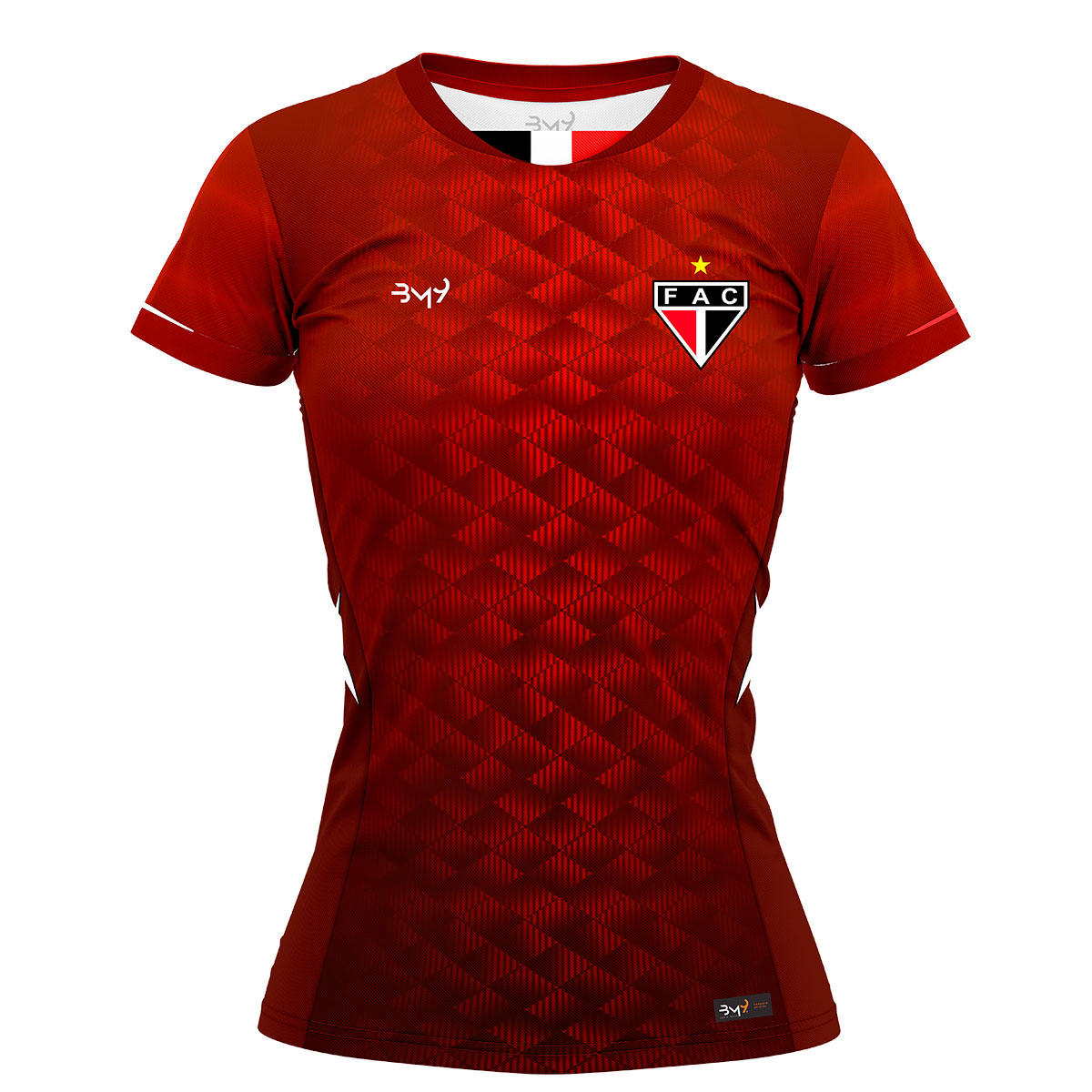 Camisa Uniforme 03 FEMININA sem patrocínio N.10 REF.4821008 (2021) (PRÉ-VENDA)