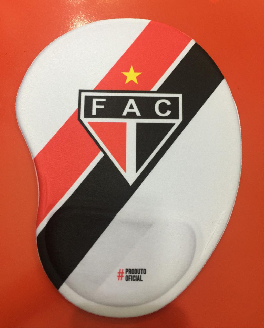 Mouse Pad Ferrão com apoio