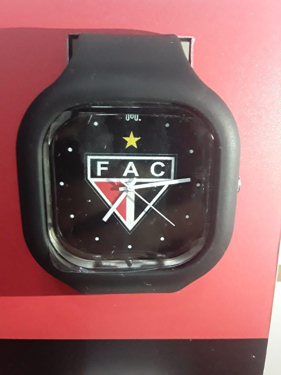 Relógio Ferroviário Escudo Preto