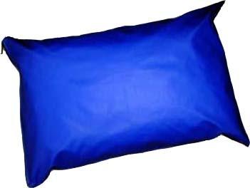 Capa Impermeavel Para Travesseiro Hospitalar (50x70cm) Com Ziper