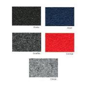 Carpete Forração 2 MM Espessura - Para Casa Ou Escritório - O METRO QUADRADO DIV. CORES