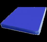 Capa Casal Impermeável Para Colchão Anti Alérgica Azul royal