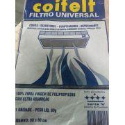 Filtro Universal - Coifas - Exaustores - Purificadores - Deepuradores
