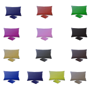 Capa Impermeavel P/ Travesseiro - Medida Especial - Colorida