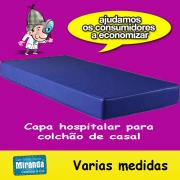 Capa Impermeável Para Colchão casal feita em napa hospitalar