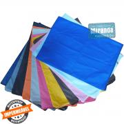 Capa p/ Travesseiro de Corpo Impermeável 50x140cm Com Zíper Coloridas