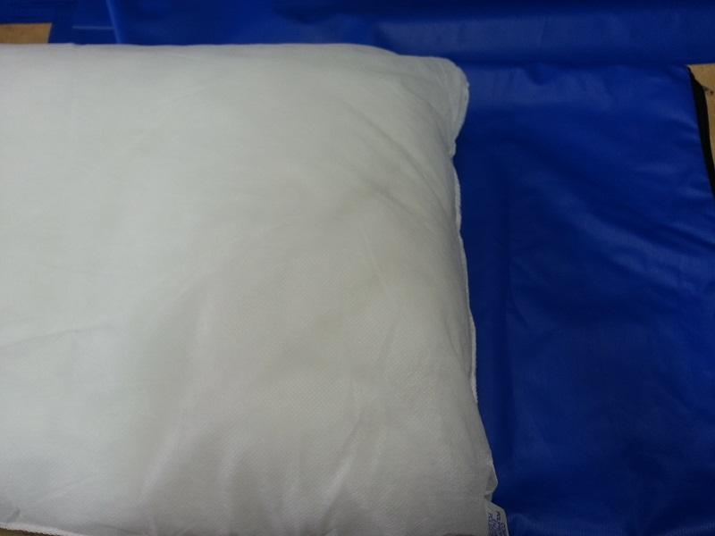 Travesseiro Hospitalar - Capa + Travesseiro