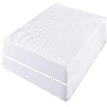 Kit 1 Capa Casal + 1 Capa Queen + 2 Capas De Travesseiro - Brancas