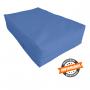 Capa Impermeável colchão de casal em napa hospitalar azul  Medida Especial