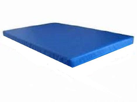 Colchão Espuma Perfilada (Caixa de Ovo) D28 - Anti-Escaras - Solteiro C/ Capa Impermeável