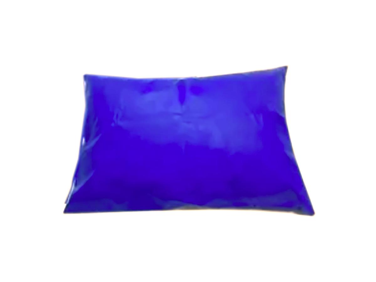 Kit 5 Capas Travesseiro 50 X 70 Hospitalar Impermeável Azul  - Miranda Colchões
