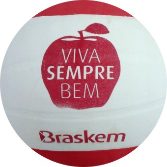 Bola de Voleibol Personalizada  - Super Tri Shop - Bolas - Utilidades - Presentes