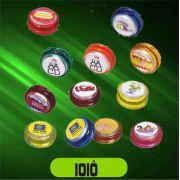 IOIÔ Personalizados kit com 50