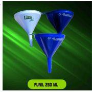 Funil Plastico Personalizado 250 Ml. Kit com 1000