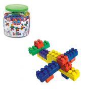brinquedo educativo bloco de montar
