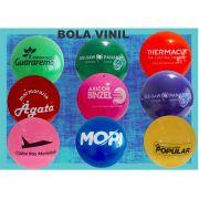 Bola de Vinil Personalizada para Empresas - Kit com 100