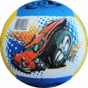 Bolas de futebol EVA - Kit com 10 unidades