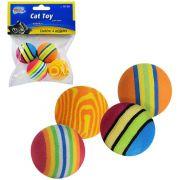 Brinquedo para Gatos bola de EVA