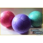 Kit com 50 bolas de plastico Favo de Mel