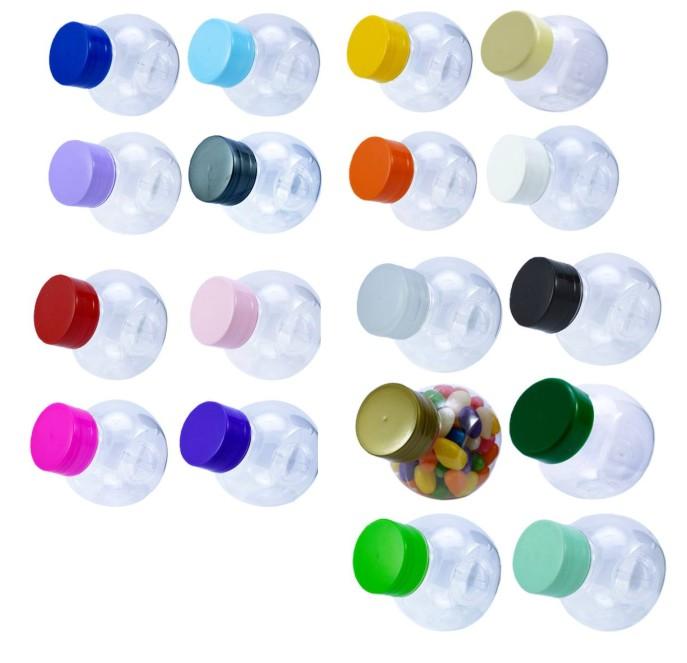 Mini Baleiro 200 ml - Kit 30 unidades  - Bolas Lassabia - Bolas de Futebol e Volei